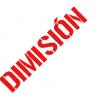 La dimisión es lo que en la práctica se llama renuncia del empleo ?