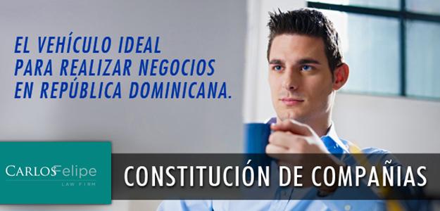 Constitucion de companias