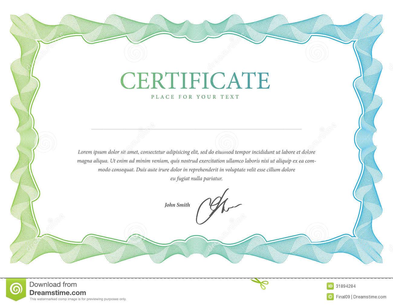 certificados de ttulos
