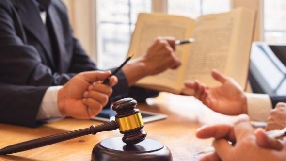 Predeterminación legal del Juez   Carlos Felipe Law Firm