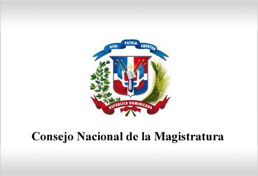 Resultado de imagen para Consejo Nacional de la Magistratura dominicana