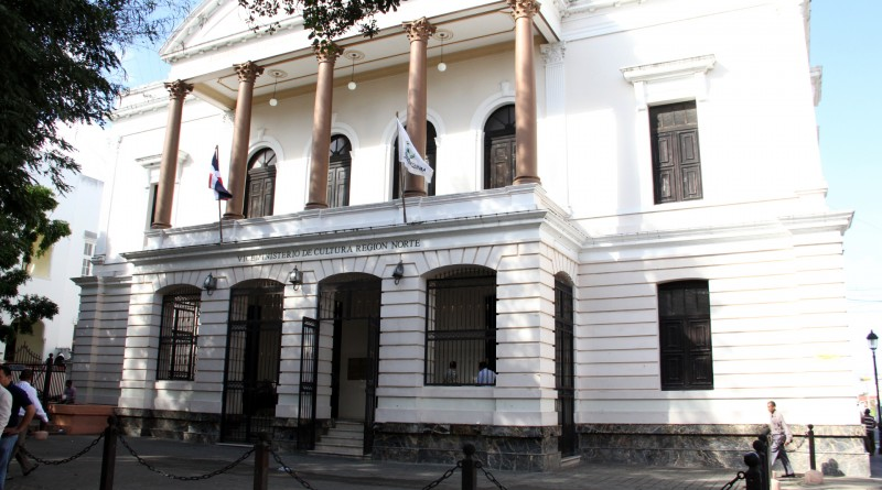 Resultado de imagen para palacio de la cultura de santiago de los caballeros